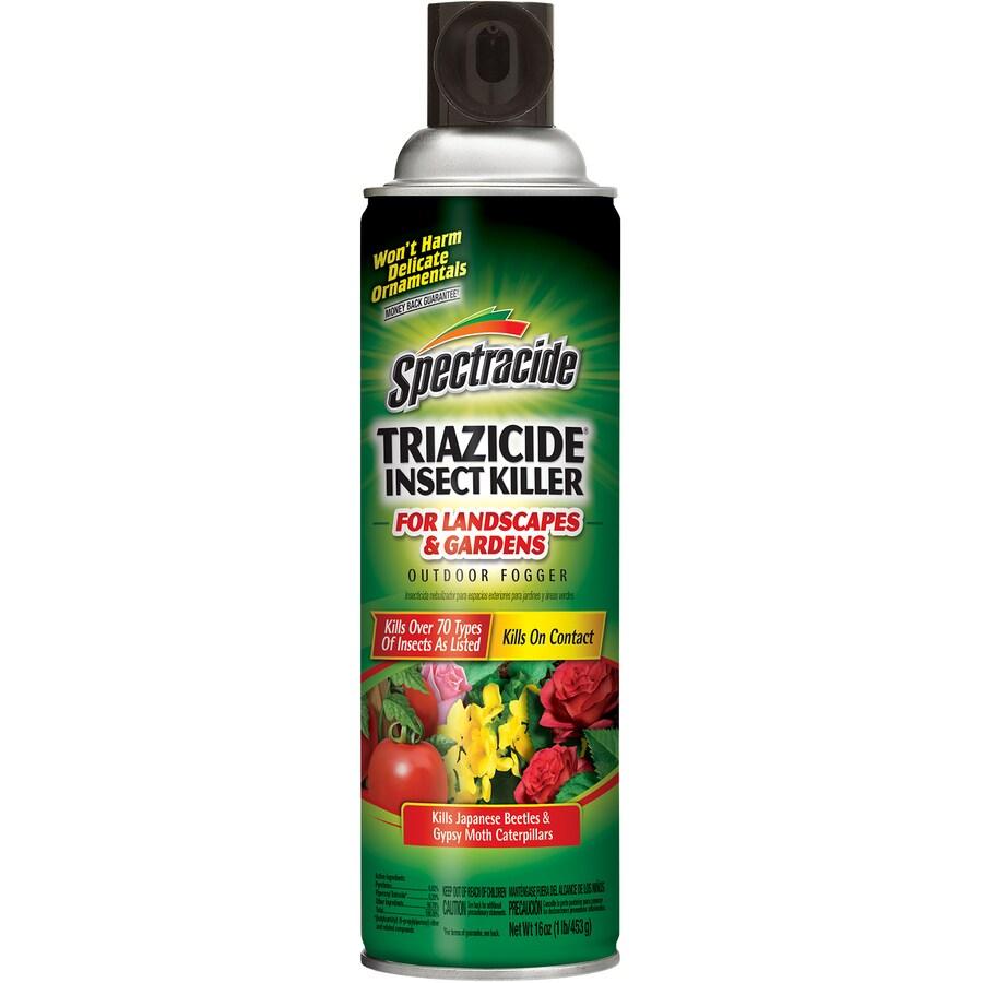 Shop Spectracide Triazicide 16 Oz Insect Killer For Landscapes Gardens At