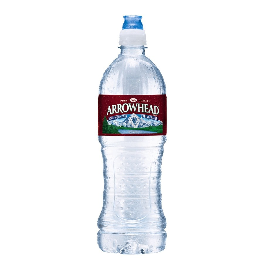Arrowhead 23.67-fl oz Spring Water