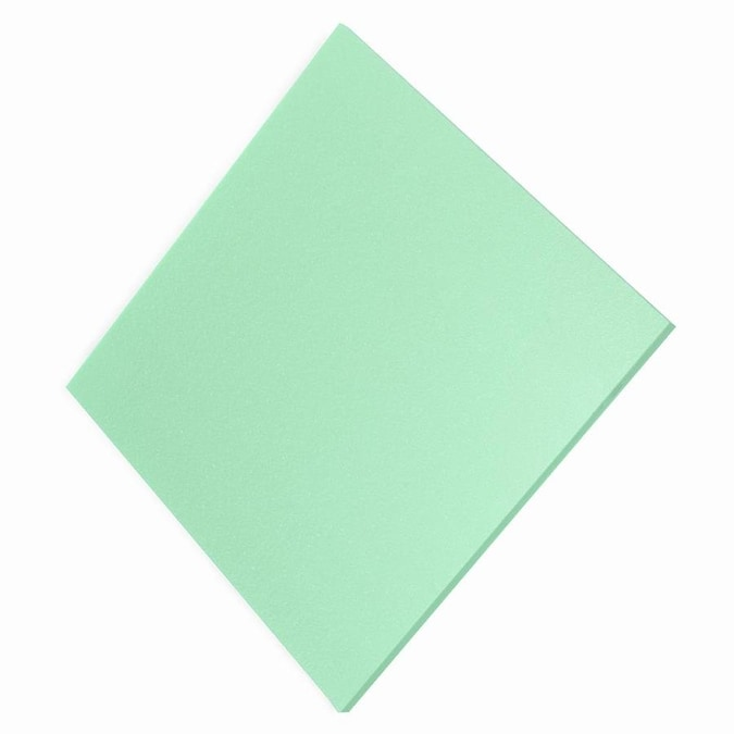 Greenguard R5 Unfaced Polystyrene Foam Board Insulation Common 1 In X 2 Ft X 2 Ft Actual 1 In X 2 Ft X 2 Ft In The Foam Board Insulation Department At Lowes Com