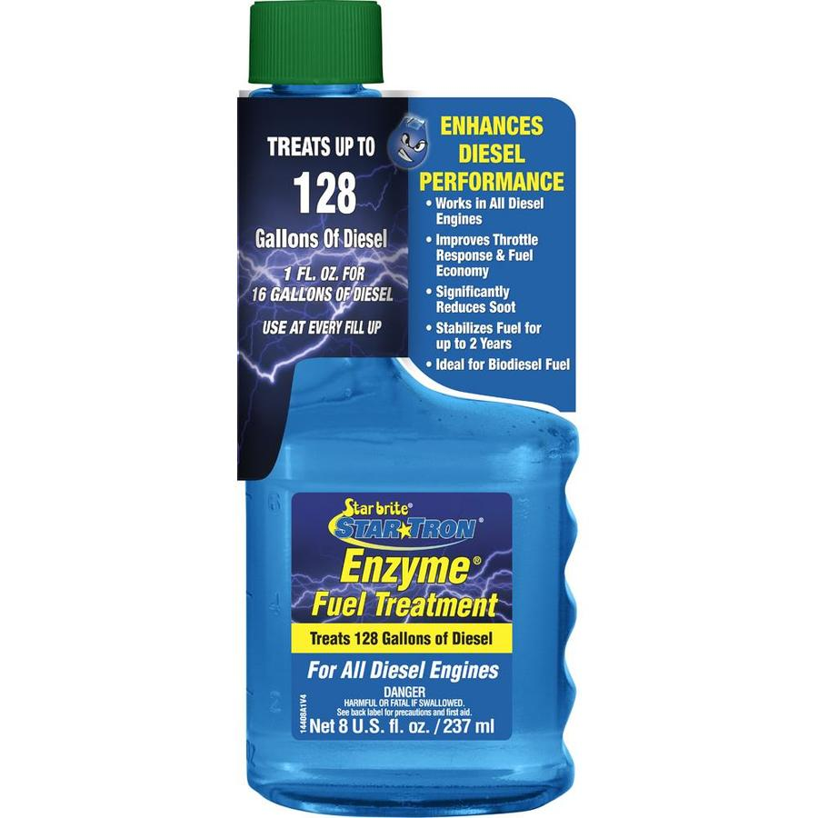 STAR TRON 8-oz Diesel Fuel Additive