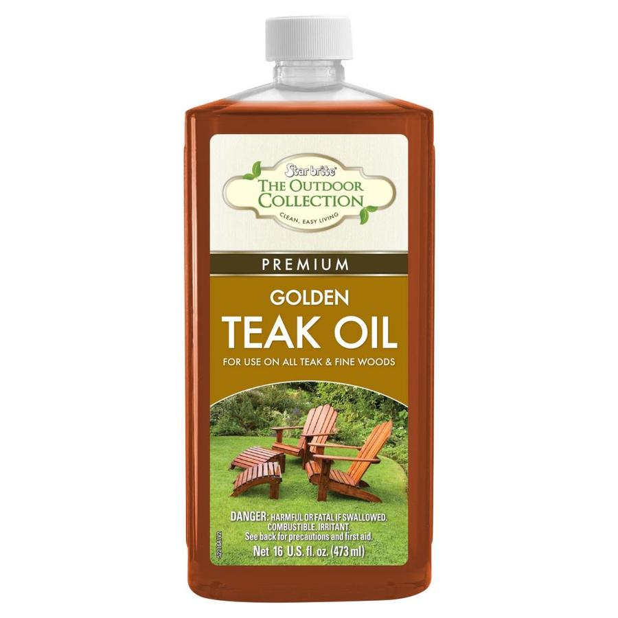 Star brite 16-fl oz Teak Oil