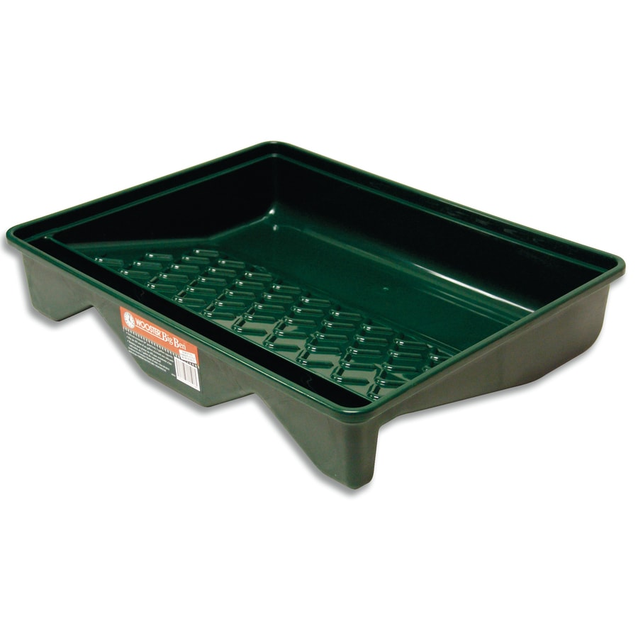 shop wooster paint tray common 21 in x 17 in actual 22