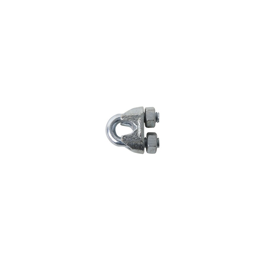 Blue Hawk Galvanized Chain Wire Rope Clip