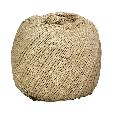 Blue Hawk x 525-ft Twisted Sisal Rope at Lowes com