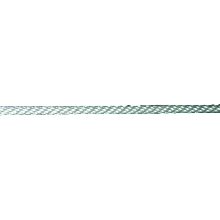 Blue Hawk 3/16-in Braided Nylon Rope (By-the-Foot)