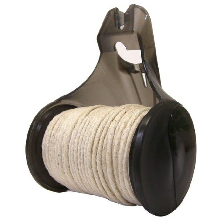 SecureLine 0.0625-in x 75-ft Twisted Cotton Rope