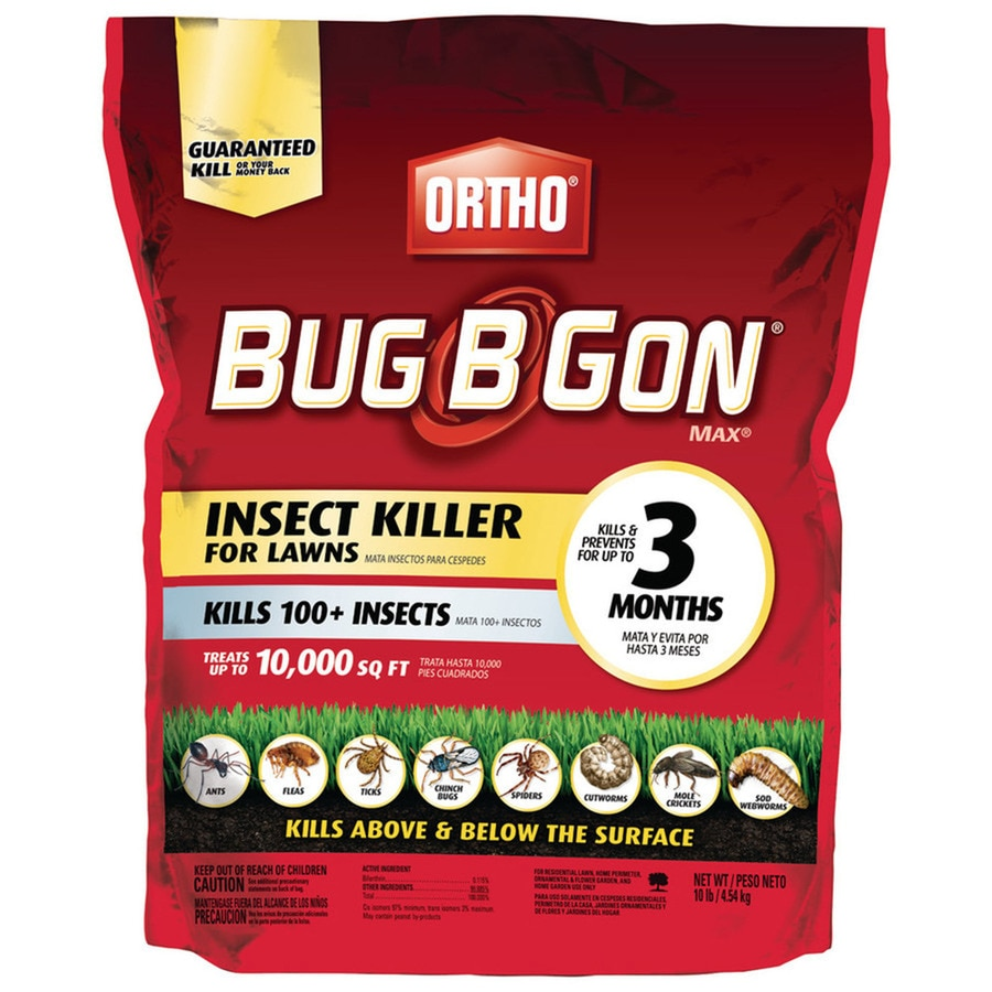 ORTHO Bug B Gone Max 10-lb Insect Killer