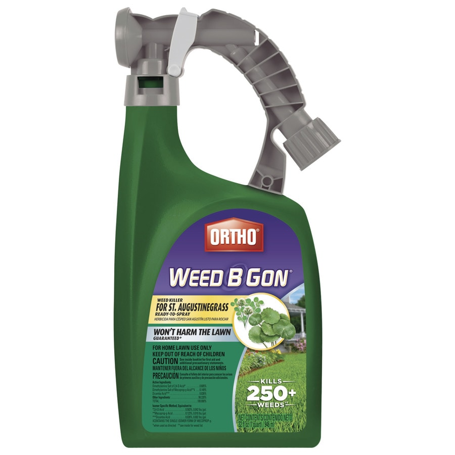 ORTHO 32-fl oz Weed B Gon Weed Killer for St. Augustinegrass Ready-to-Spray
