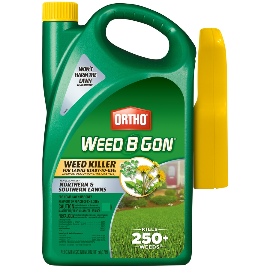 ORTHO 1-Gallon Weed B Gon Weed Killer Ready-to-Use Trigger