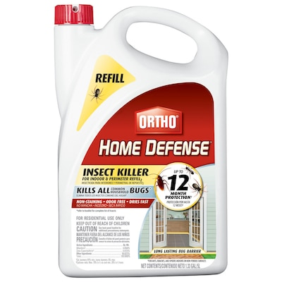 Home Defense Max 1 33 Gallon S Ready To Use Insect Killer Trigger Spray