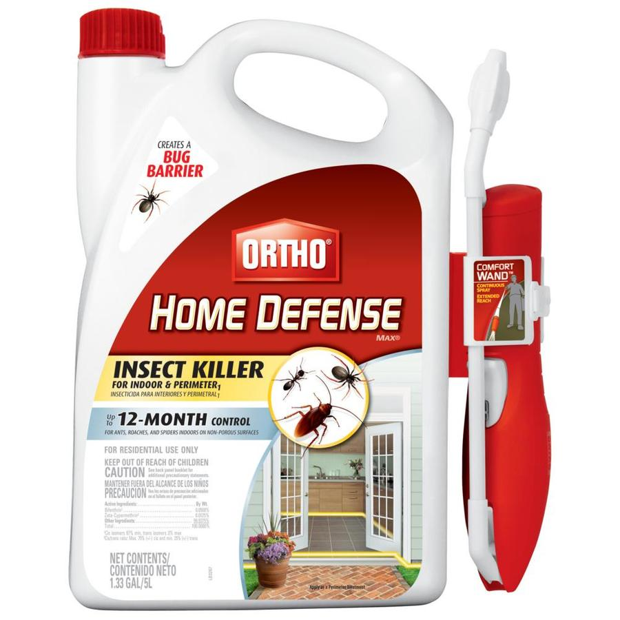 ORTHO Home Defense Max 1.33-Gallon Insect Killer