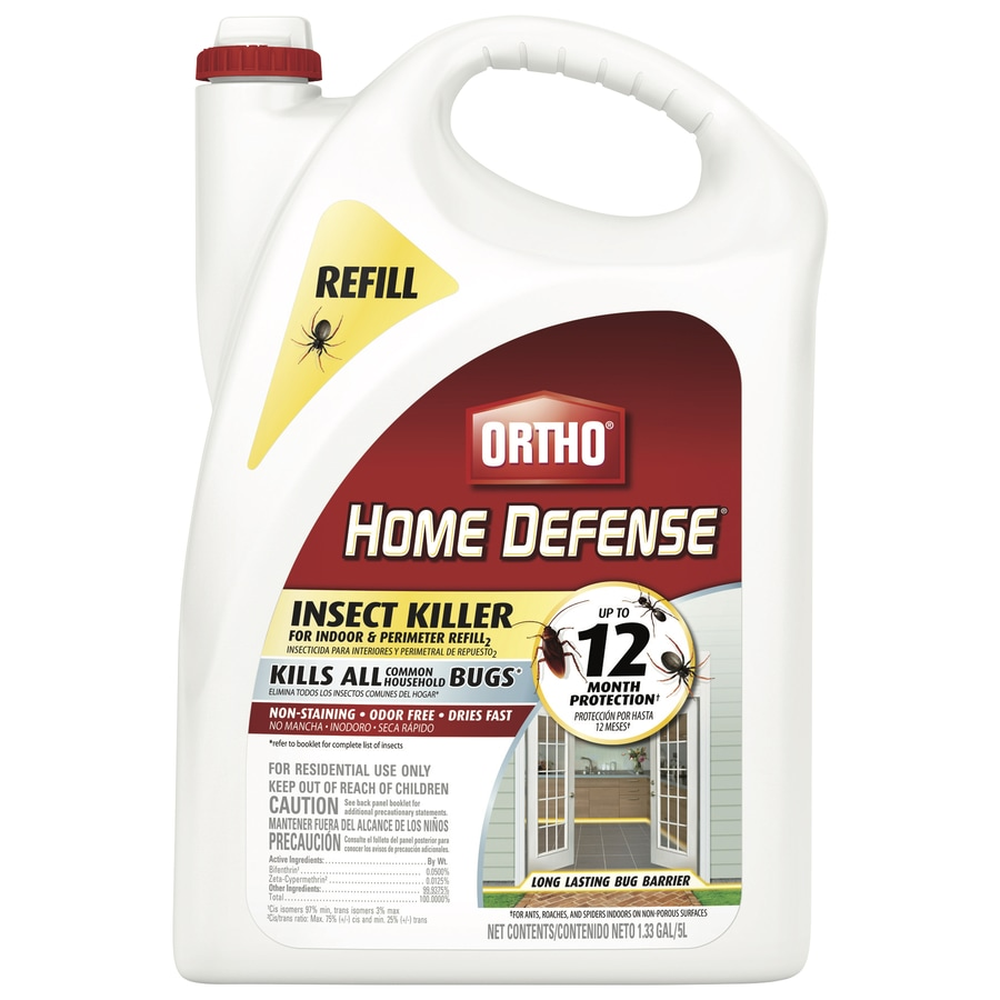 ORTHO Home Defense Indoor 1.33-Gallon Electronic Insect Killer