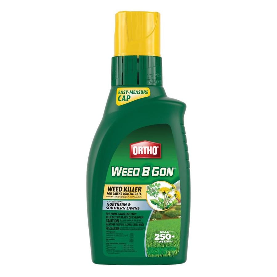 ORTHO 32-fl oz Weed B Gon Weed Killer for Lawns Concentrate2