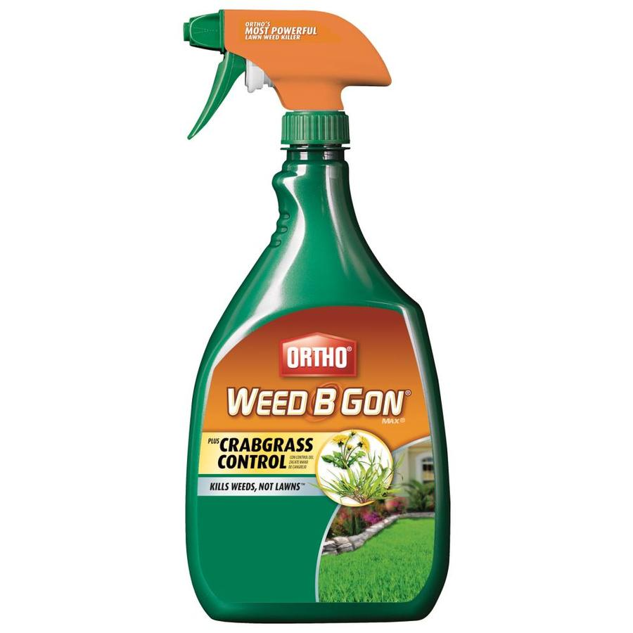 ORTHO Weed B Gon Max 24-oz Weed Killer Plus Crabgrass Control
