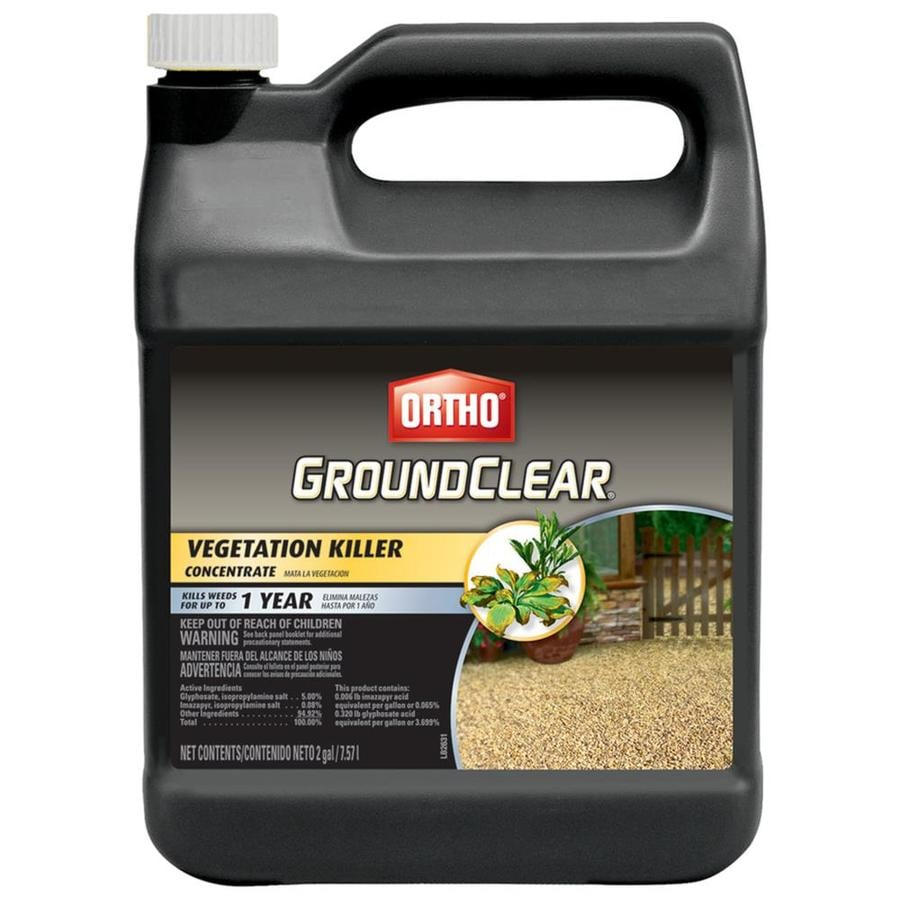 ORTHO GroundClear 2-Gallon Vegetation Killer