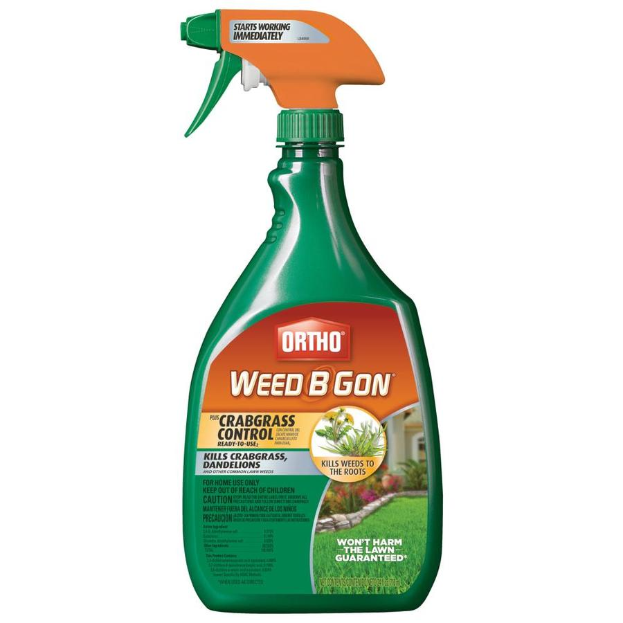 ORTHO Weed B Gon 24-fl oz Weed Killer Plus Crabgrass Control