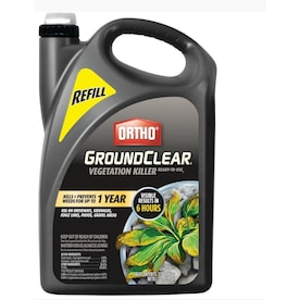 ORTHO GroundClear 1.33-Gallon Refill Weed and Grass Killer
