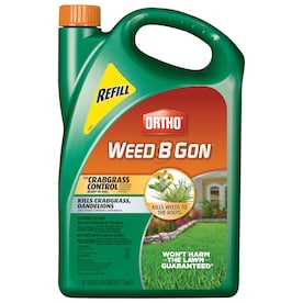 ORTHO Weed B Gon plus Crabgrass Control 1-Gallon Refill Crabgrass Control
