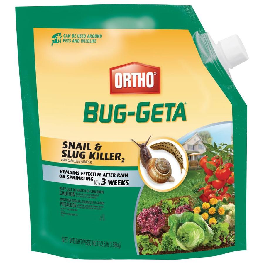 ORTHO Bug-Geta 3.5-lb Snail and Slug Killer