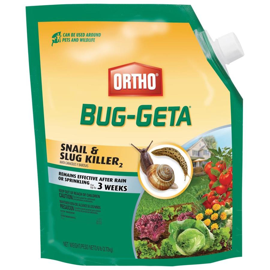 ORTHO Bug-Geta 6-lb Snail and Slug Killer