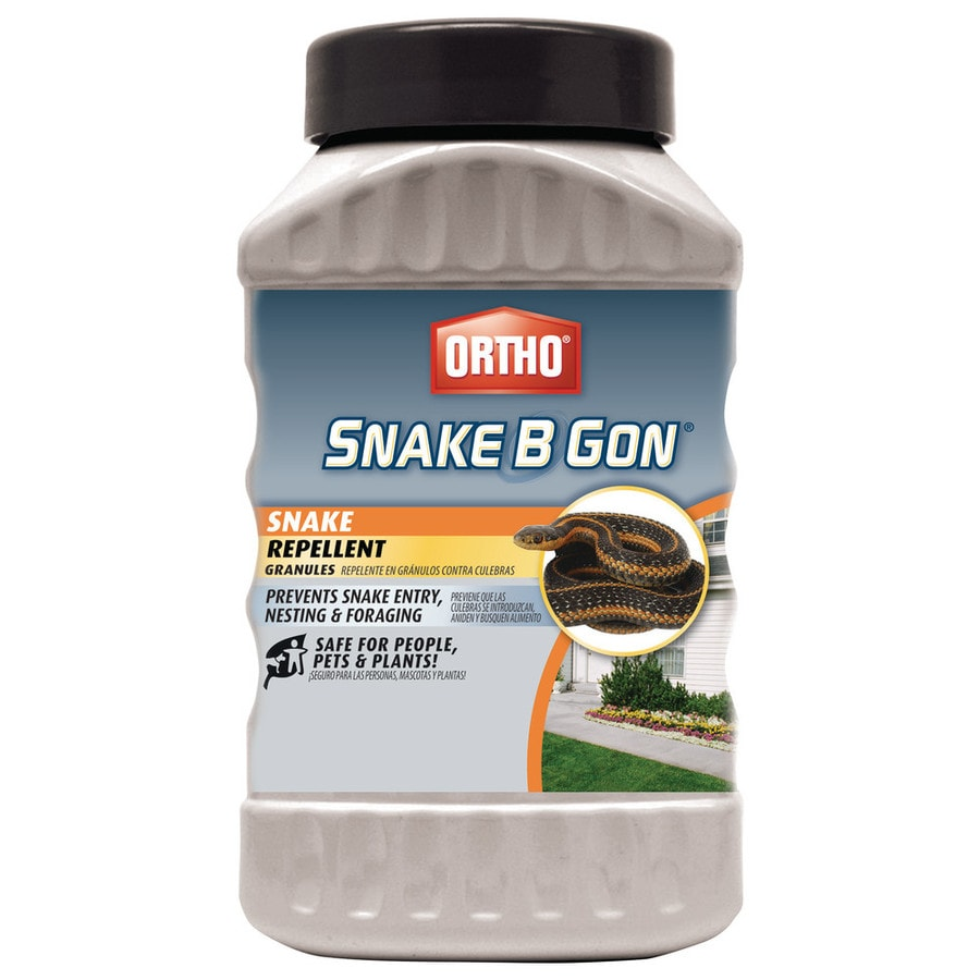 ORTHO Snake B Gon Snake Repellent Granules