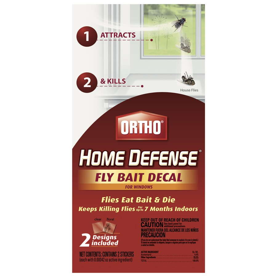 ORTHO Home Defense 0-oz Fly Bait