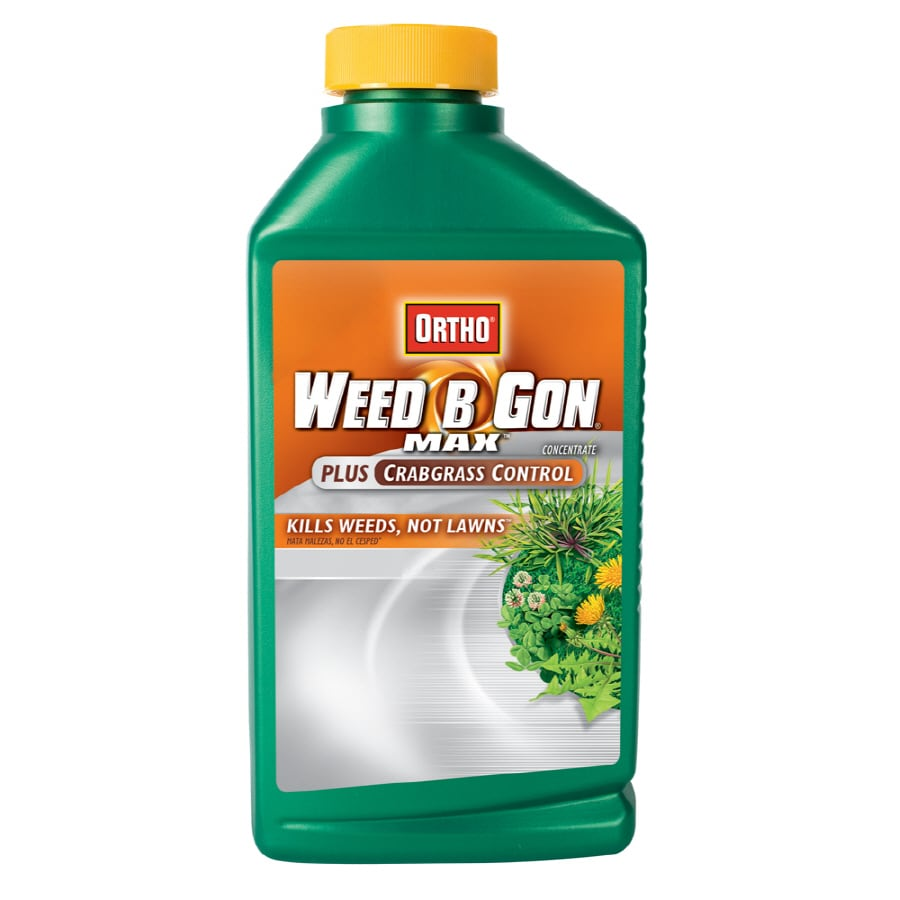 ORTHO Weed B Gon Max 32-oz Weed Killer Plus Crabgrass Control