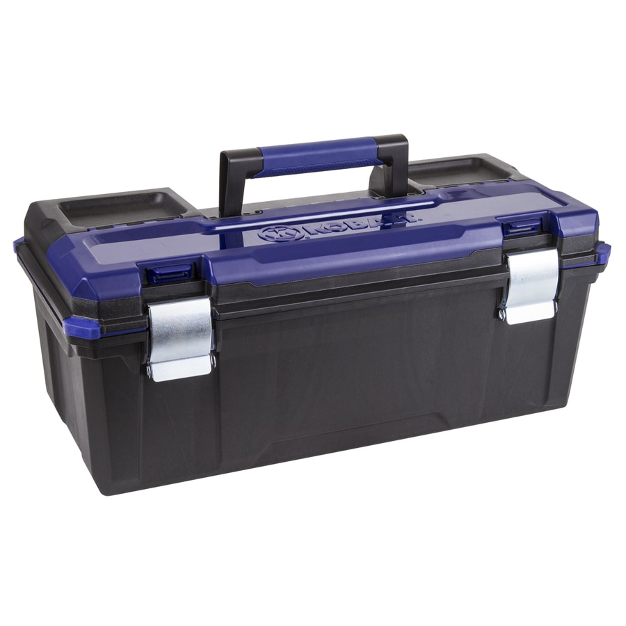 Display product reviews for Zerust 26-in Black Plastic Lockable Tool Box  sc 1 st  Loweu0027s & Shop Tool Boxes u0026 Tool Bags at Lowes.com Aboutintivar.Com