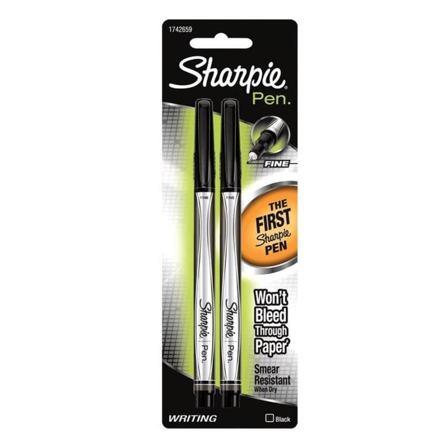 Sharpie Black Writing Pen