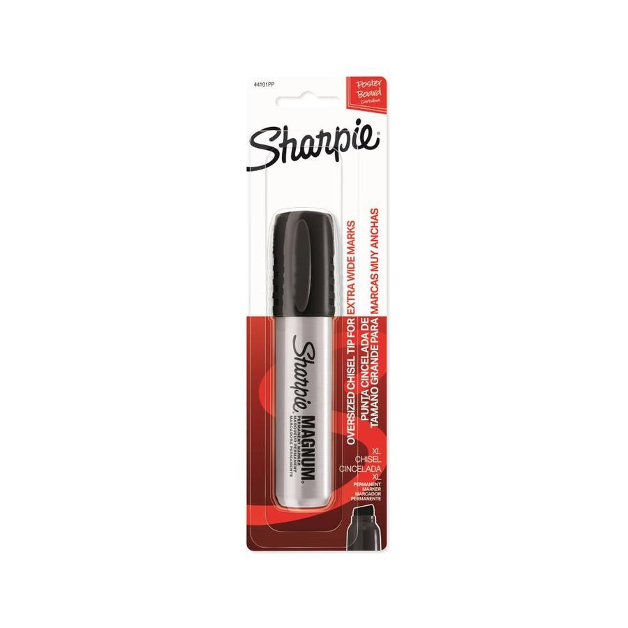 Sharpie Magnum Jumbo Permanent Black Marker
