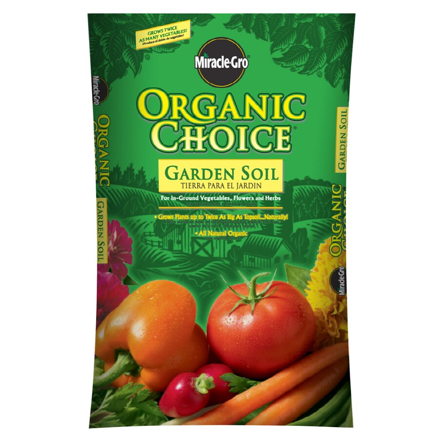 Miracle-Gro 1-cu ft All Purpose Soil