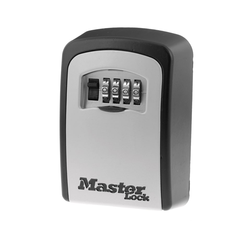 05e62cf074a5 Master Lock 7.3-cu in Set Your Own Combination Wall Mount Lock Box ...