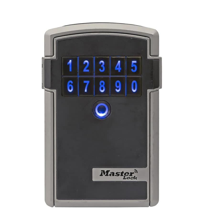 Master Lock 3 1/4 In (83 Mm) Wide Electronic
