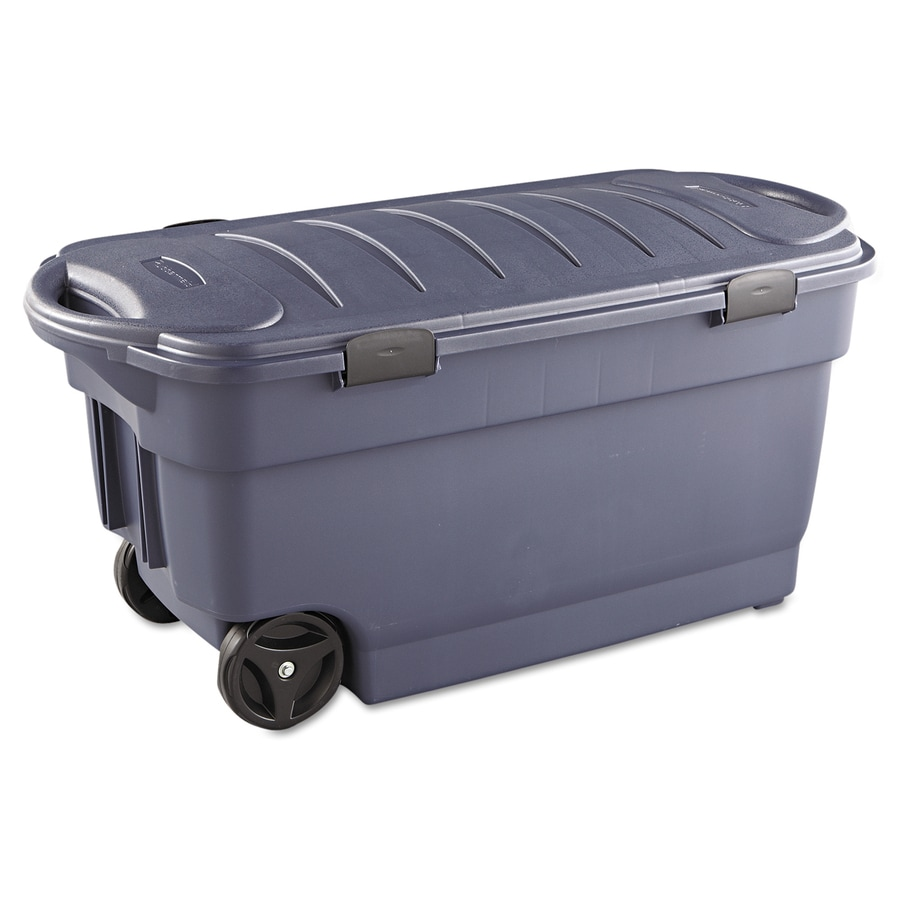 Rubbermaid Commercial Products Roughneck 42.3-in W x 20.6-in H x 21.3-  sc 1 st  Loweu0027s : rubbermaid roughneck storage box  - Aquiesqueretaro.Com