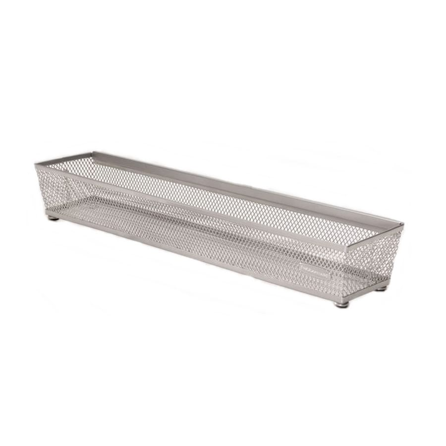 Rubbermaid 15-in x 3-in Metal Multi-Use Insert Drawer Organizer