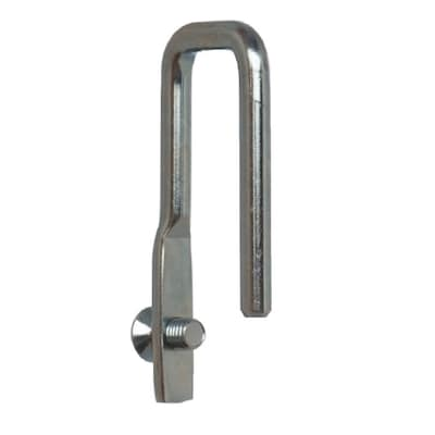 Rubbermaid Silver/Steel Steel Storage Shed Anchor at Lowes com