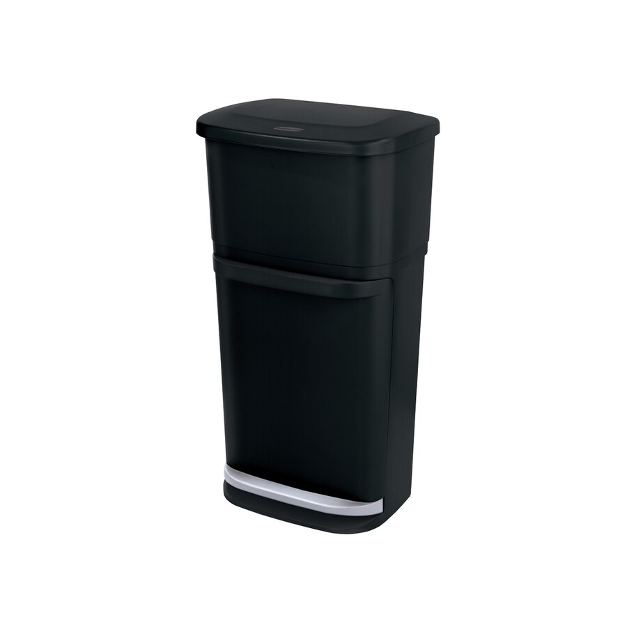 shop rubbermaid 13 2 gallon indoor garbage can at. Black Bedroom Furniture Sets. Home Design Ideas