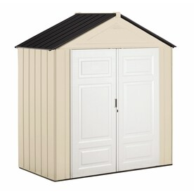 Rubbermaid Vinyl Amp Resin Storage Sheds At Lowes Com