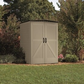 Shop Rubbermaid Roughneck Storage Shed Common 5 Ft X 4