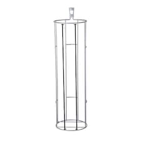 Rubbermaid FastTrack Garage Satin Nickel Steel Ball Rack