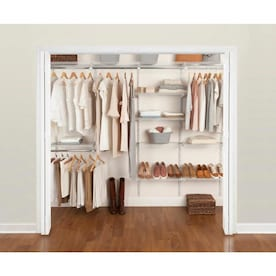 Wire Closet Organizers At Lowes Com
