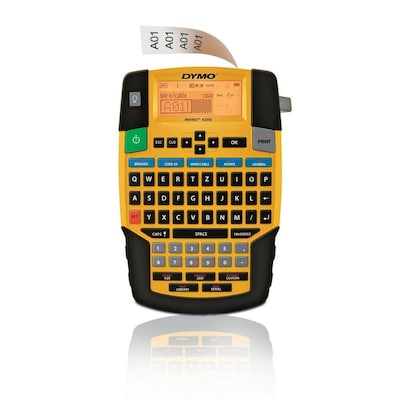 DYMO Rhino 4200 Industrial Label Maker at Lowes com