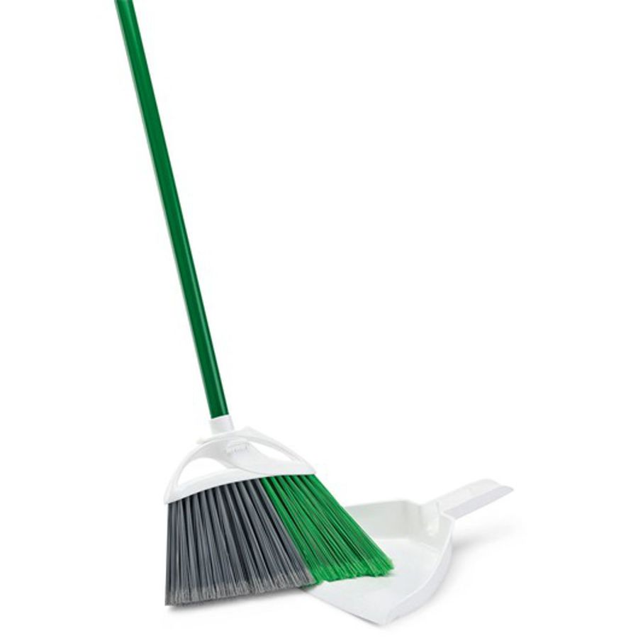 Libman 11.38-in Poly Fiber Soft Upright Broom