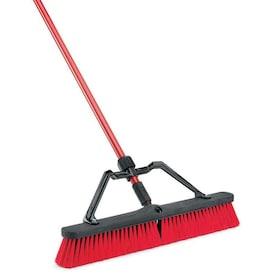 Libman 24-in Poly Fiber Push To Center Push Broom