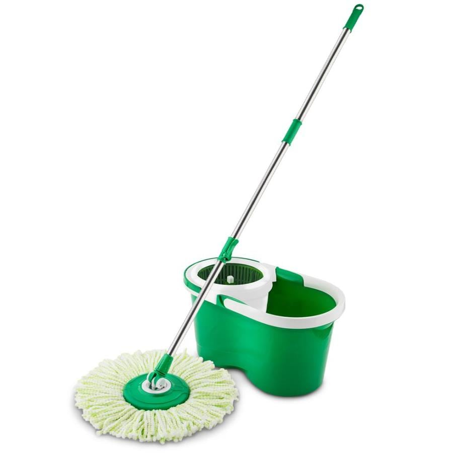 Libman Spin Mop With Bucket At Lowes Com