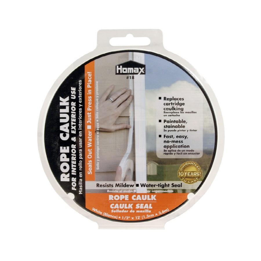 Homax 6.6-oz Paintable Specialty Window and Door Caulk