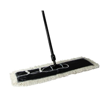 Quickie - Professional Cotton Dust Mop at Lowes com