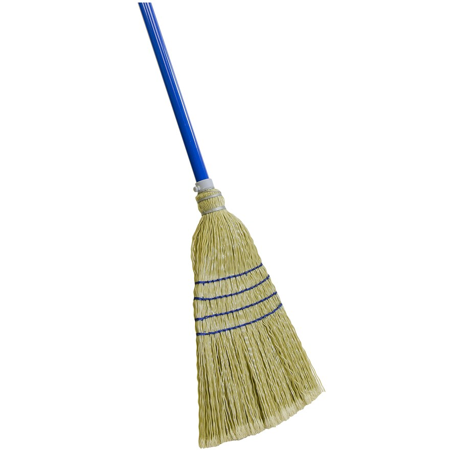 Quickie Poly Fiber Stiff Upright Broom