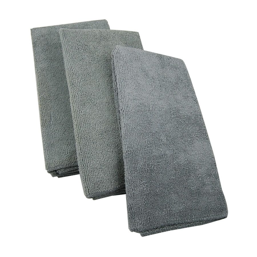 Microfiber Cloth Examples: Quickie Microfiber Cleaning Cloths At Lowes.com