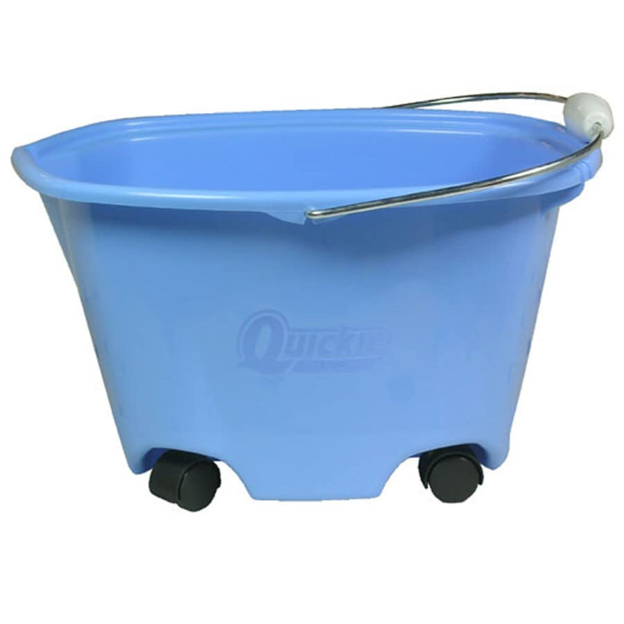 Uncategorized Large Buckets shop buckets at lowes com quickie 5 gallon residential bucket